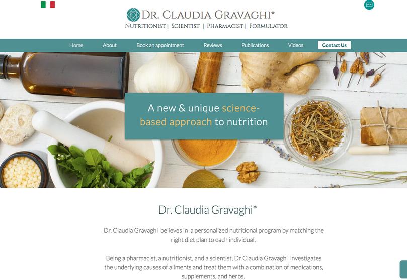 Dr. Claudia Gravaghi