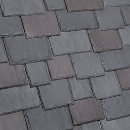 DaVinci Roofscapes Multi-Width Slate European Swatch