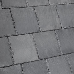 DaVinci Roofscape Bellaforte Slate Castle Gray-VariBlend