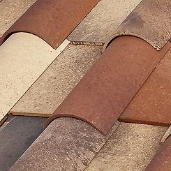 Ludowici Roof Tile Italia Terra Cotta Tile Swatch