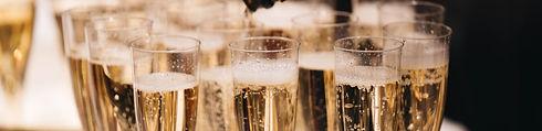 שמפניה ומבעבעים