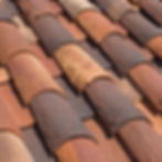 Ludowici Roof Tile Palm Beach Mission Tile Swatch