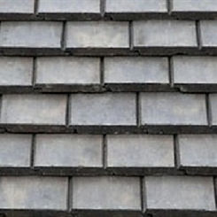 Bartile Roofing New England Slate Swatch
