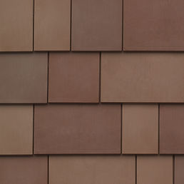 DaVinci Roofscapes Fancy Shake Autumn Swatch