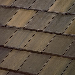 Boral Tile Roofing Saxony Slate Swatch