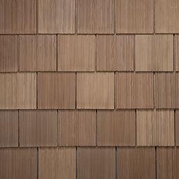 DaVinci Roofscape Single-Width Shake Autumn-VarBlend Swatch