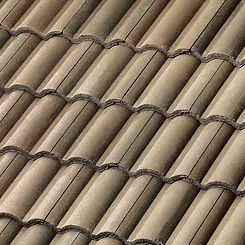 Boral Tile Roofing Villa 900 Swatch