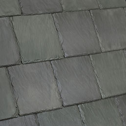 DaVinci Roofscapes Bellaforte Slate Evergren-VariBlend Swatch