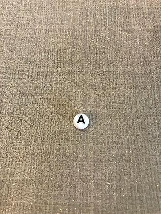 Perle lettre A