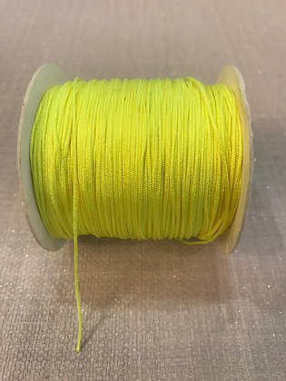 Fil jaune fluo