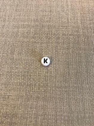 Perle lettre K