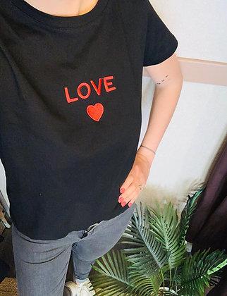 "T-Shirt ""Love"" Jubylee"