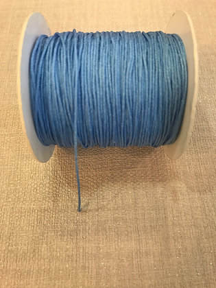 Fil bleu jean
