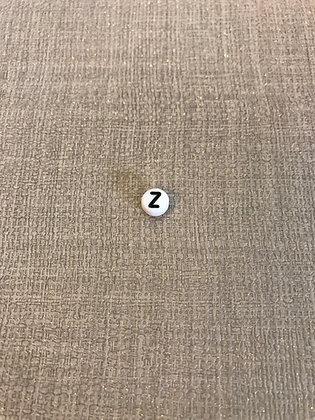 Perle lettre Z