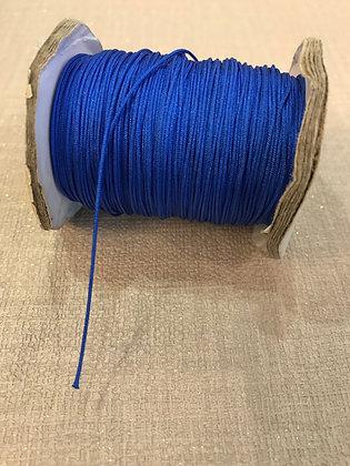 Fil bleu électrique