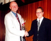 Harald Ehm und Jörg Kather