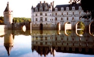Loire - Schloss Chenonceau