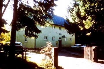 Das Jugendgästehaus Maison Bourgoin-Jallieu