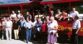 La Mure (Partnerstadt von Marktredwitz) - Le Petit Train