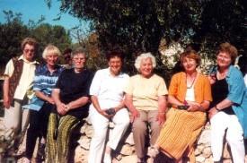 Provence - unter dem Olivenbaum