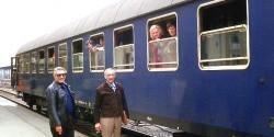 Bei den Sonderzugfahrten 1967 und 1978 war die DFG organisatorisch eingebunden