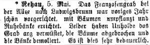 Rehauer Tagblatt 5.5.1914