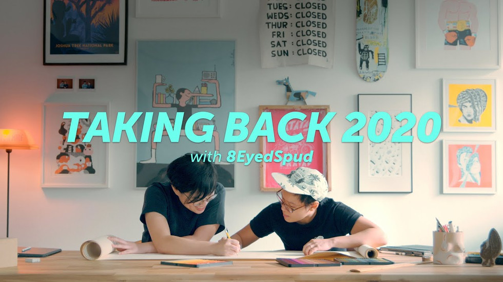 Taking Back 2020