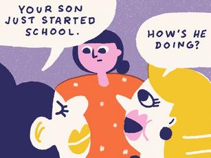 Vice: Motherhood