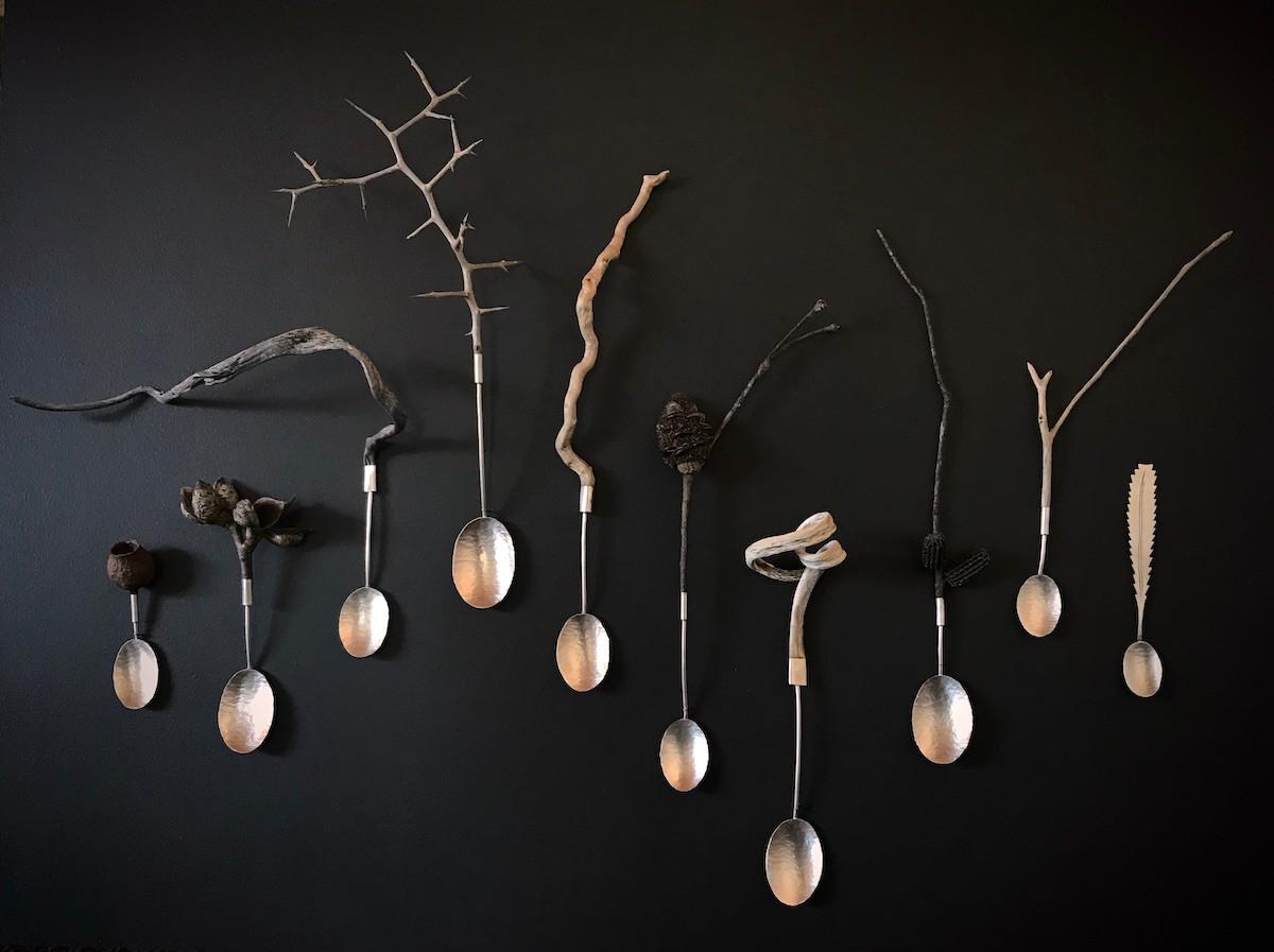 WoodlandWare   2020.   Exhibition - Nature Nutrtues Art, WAMA