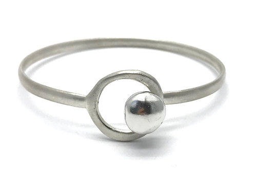 Pebble & Pool Bangle