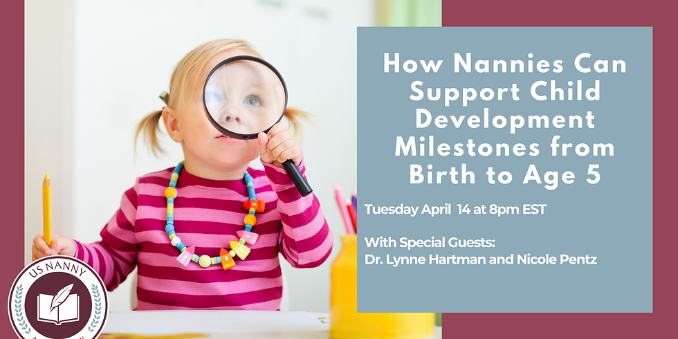 How Nannies Can Support Child Development