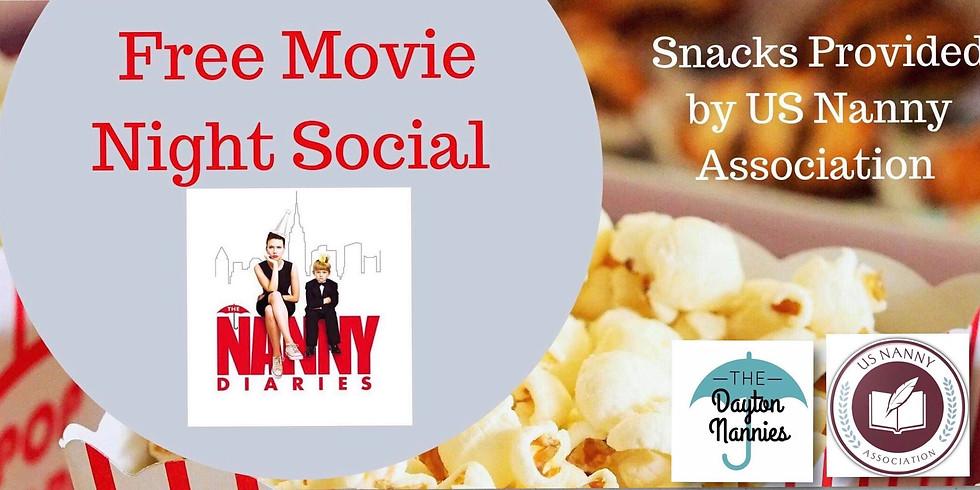 Dayton Nannies - Noche de cine gratis en sociedad
