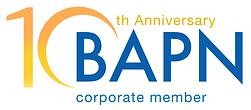 BAPN 10 year logo.png