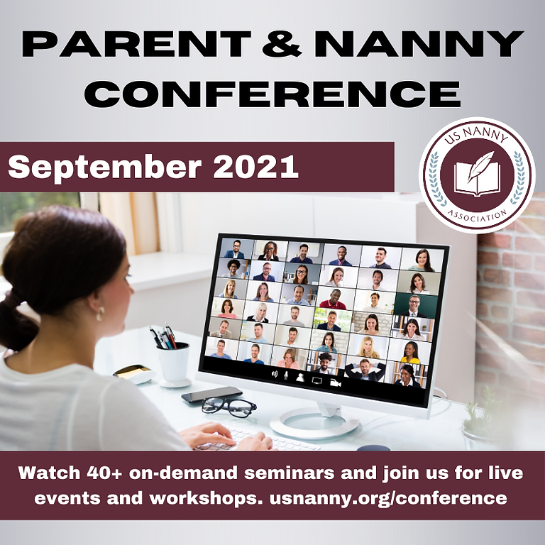 2021 Parent and Nanny Conference