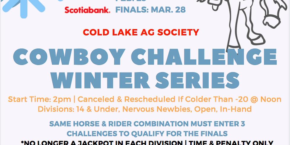 Cowboy Challenge Winter Series