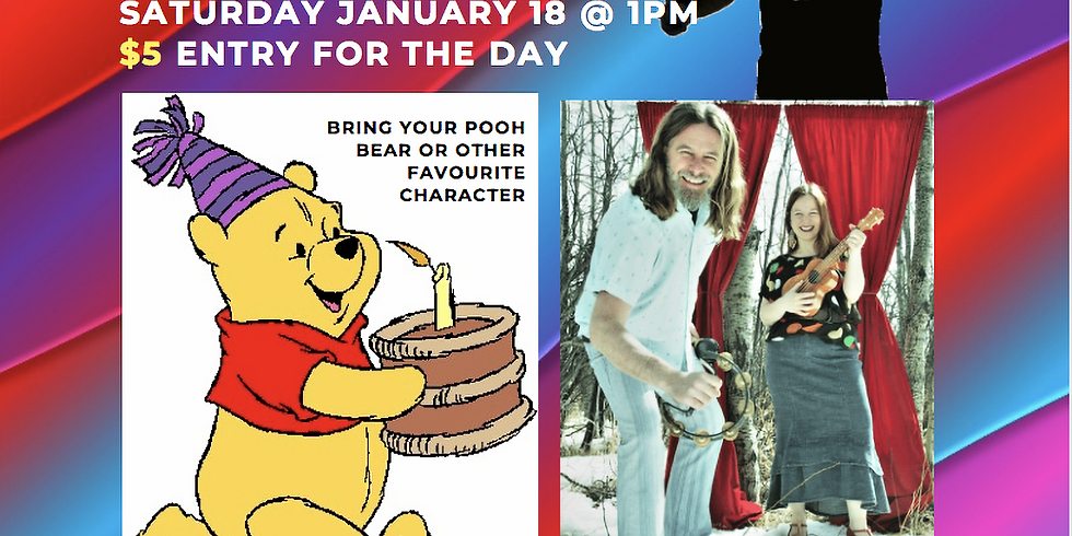 Pooh Party!