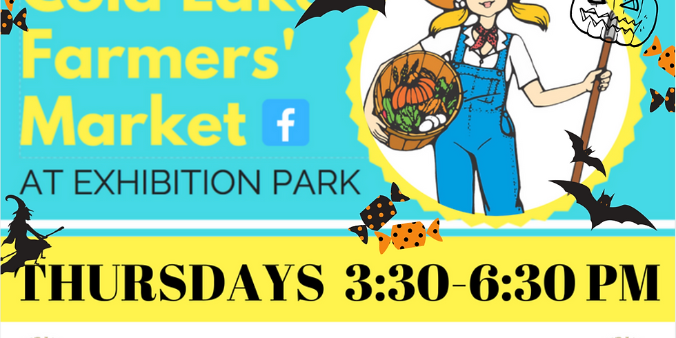Cold Lake Farmers' Market - Halloween Special