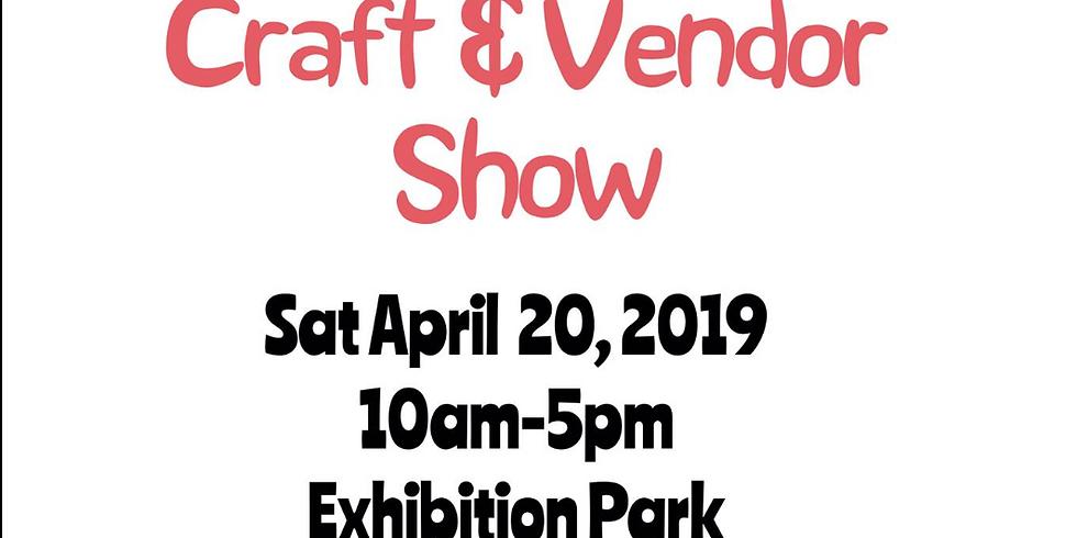 Swing into Spring Craft & Vendor Show