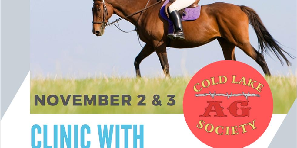 Basic Horsemenship & Jumping Clinic