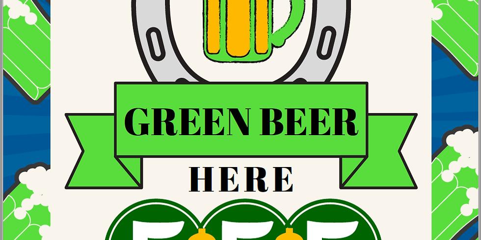 Green Beer Here