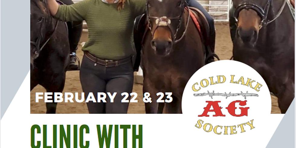 Basic Horsemanship & Jumping Clinic