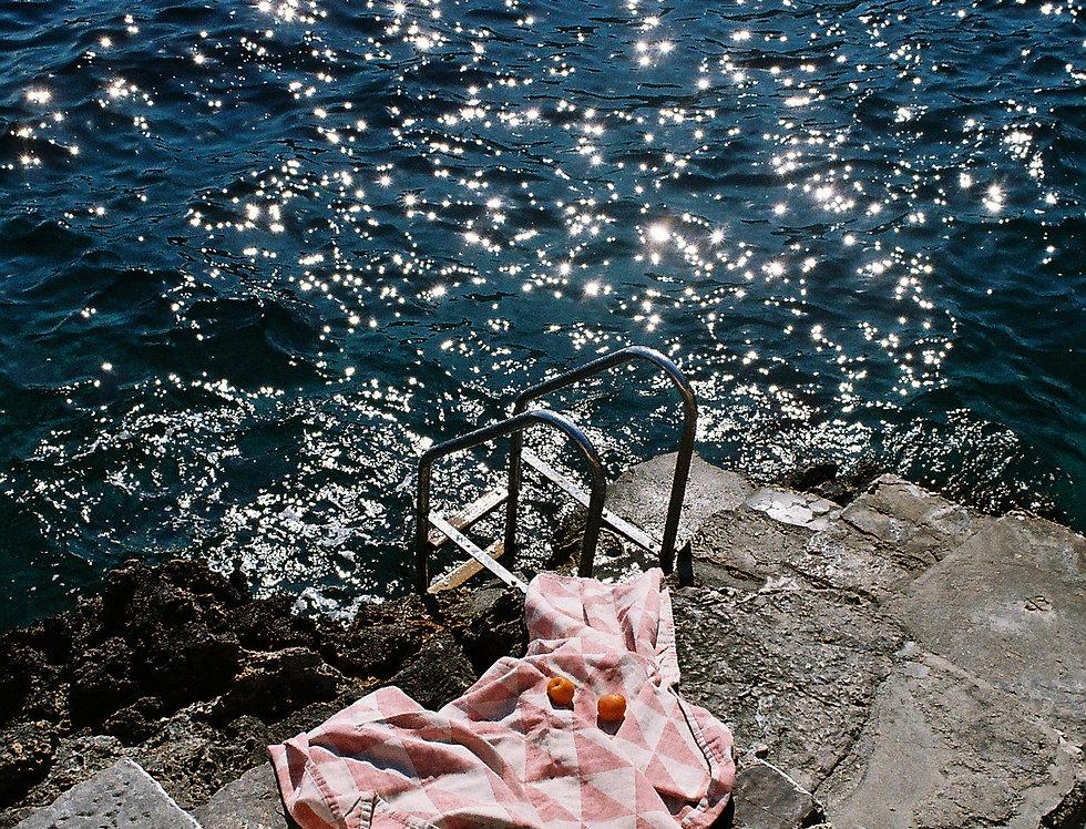 Beach Towel Puglia