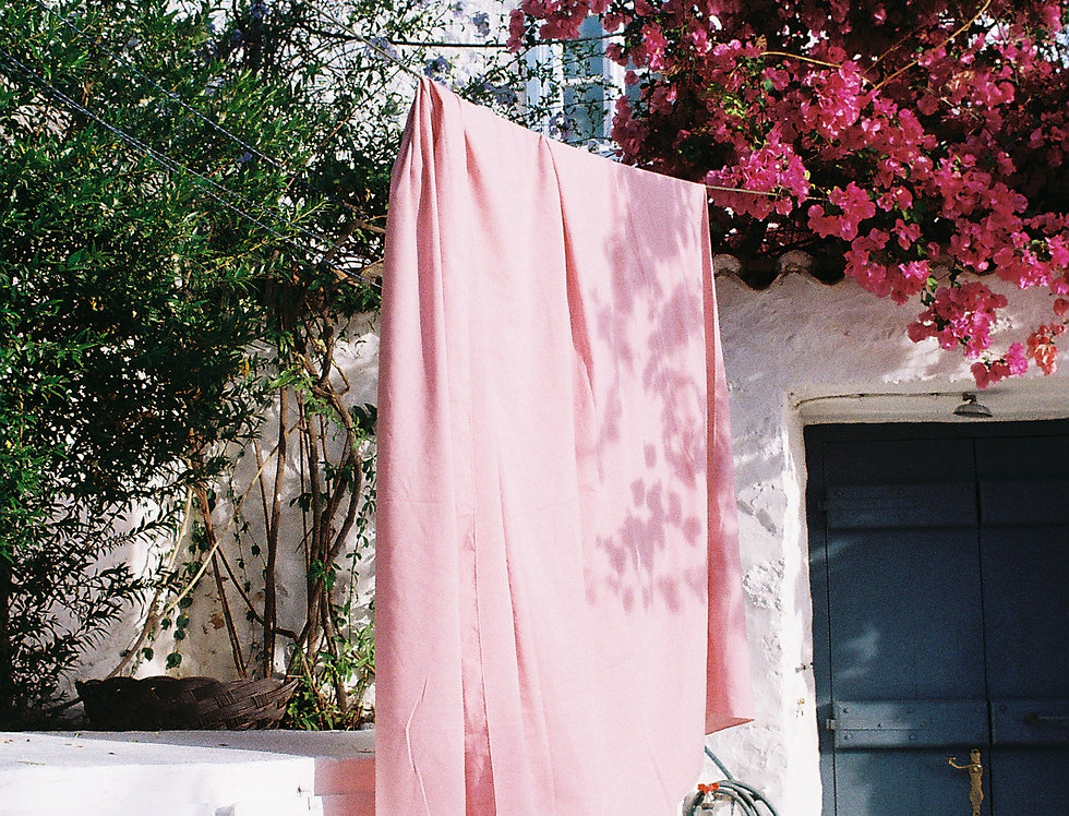 Tablecloth Pink Large