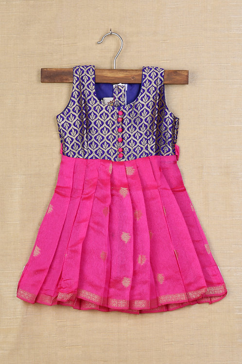 Shivangi Baby Pink Frocks For Little Ones!!!