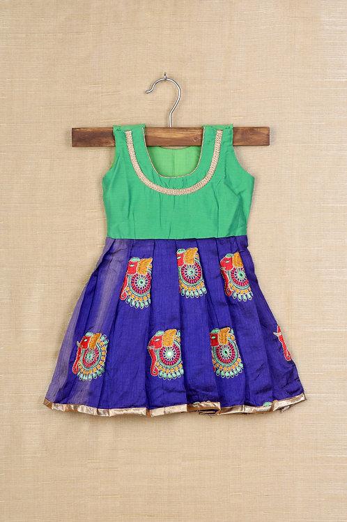 Shivangi  Frocks For Little Ones!!!
