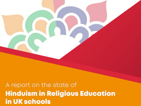 HINDUISM IN RELIGIOUS EDUCATION IN UK SCHOOLS