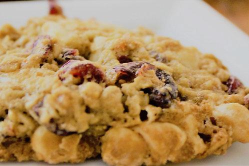 12  Cherry Oatmeal Cookies