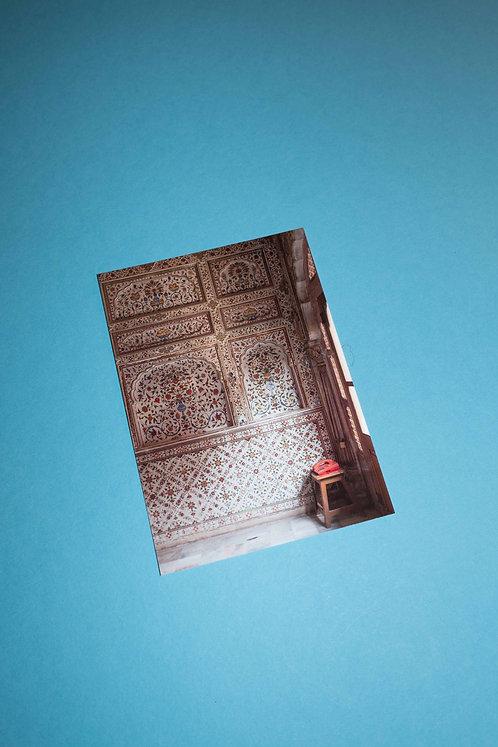 """""""Telefon"""" Postkarte"""