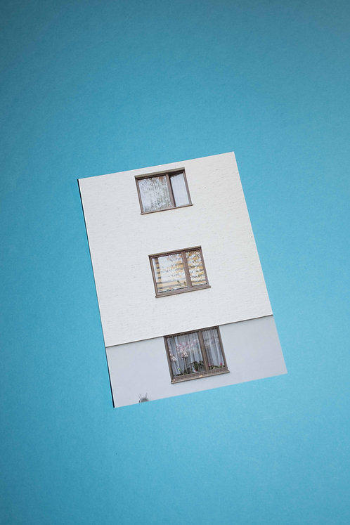 """Haus"" Postkarte"