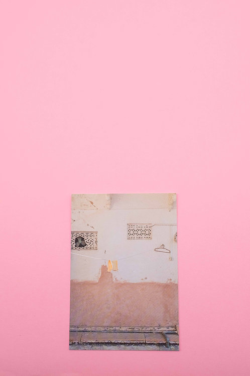 """""""Ventilator"""" Postkarte"""
